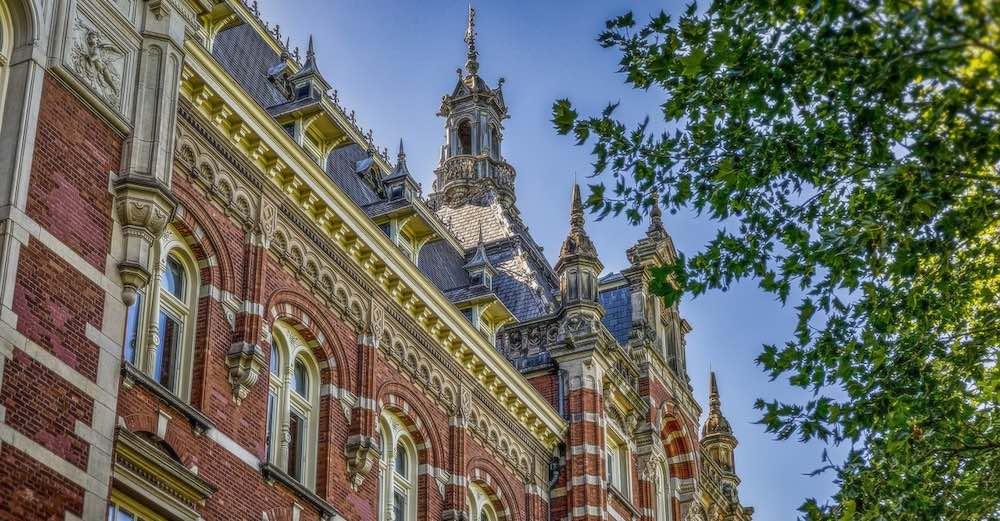 Utrecht in The Netherlands is yet an other great destinations for a Brussels day trip