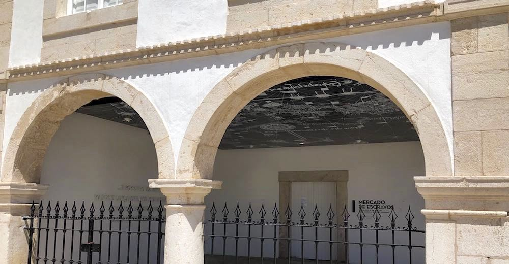 A visit to the Mercado de Escravos (Slave Market Museum) is one of the most recommended things to do in Lagos, Algarve