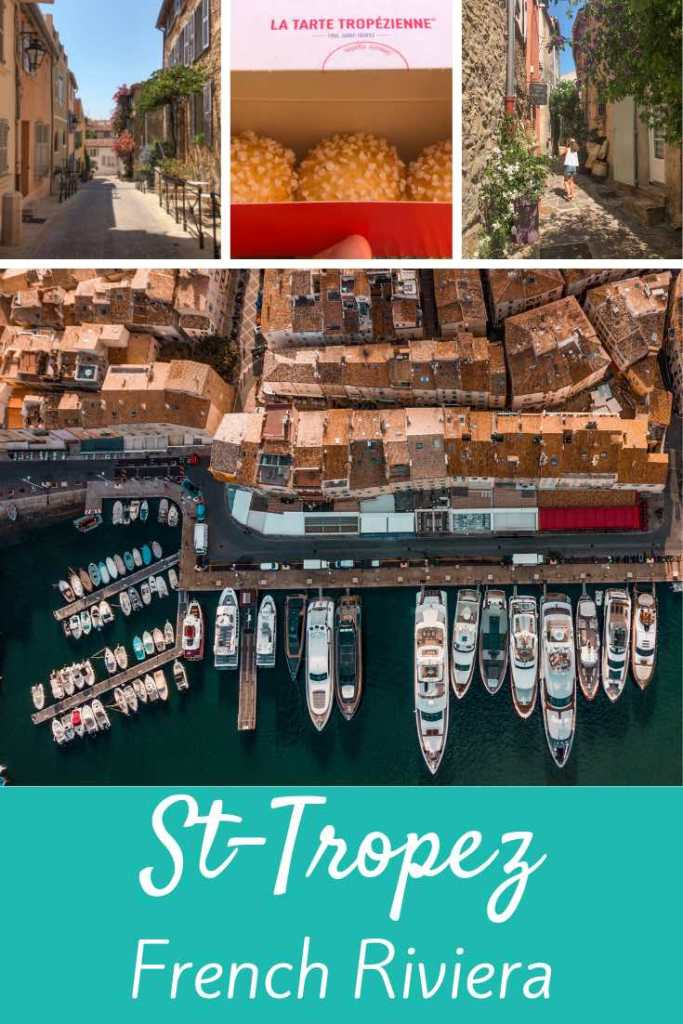 uxury yachts and celebs but also a scenic coastal hike, charming streets and some unique museums. There's more to chic St Tropez than you think. Find out! #travel #europe #frenchriviera #france #southoffrance #sttropez #sainttropez