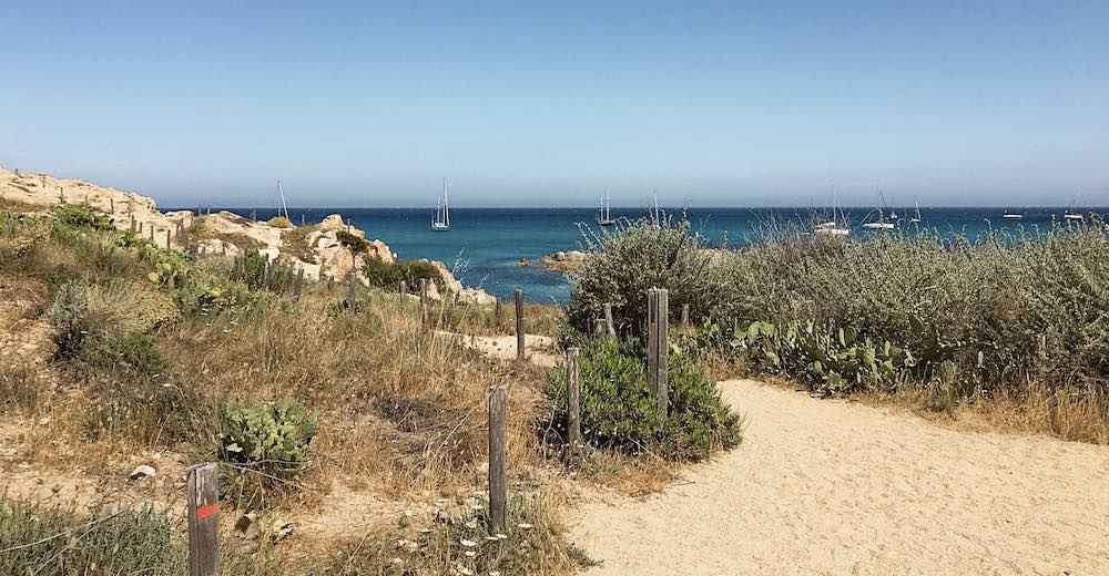 The Sentier du Littoral is the most scenic coastal hike on the French Riviera Saint Tropez