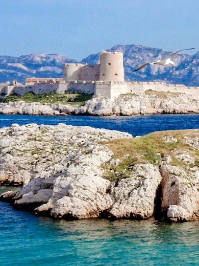 If Castle makes for a fun boat trip from Marseille France