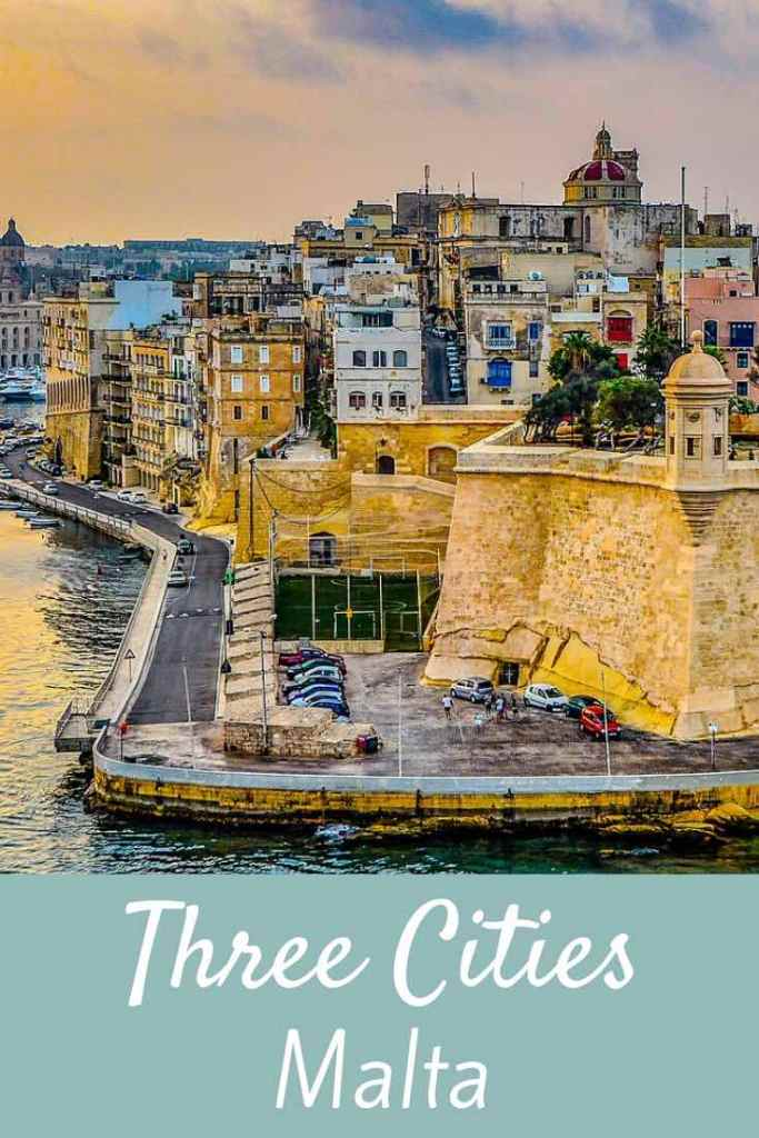 Malta's best kept secret must be Three Cities. Find all there is to know about Vittoriosa, Cospicua & Senglea in this post. Thanks for repinning. #malta #threecities #travel