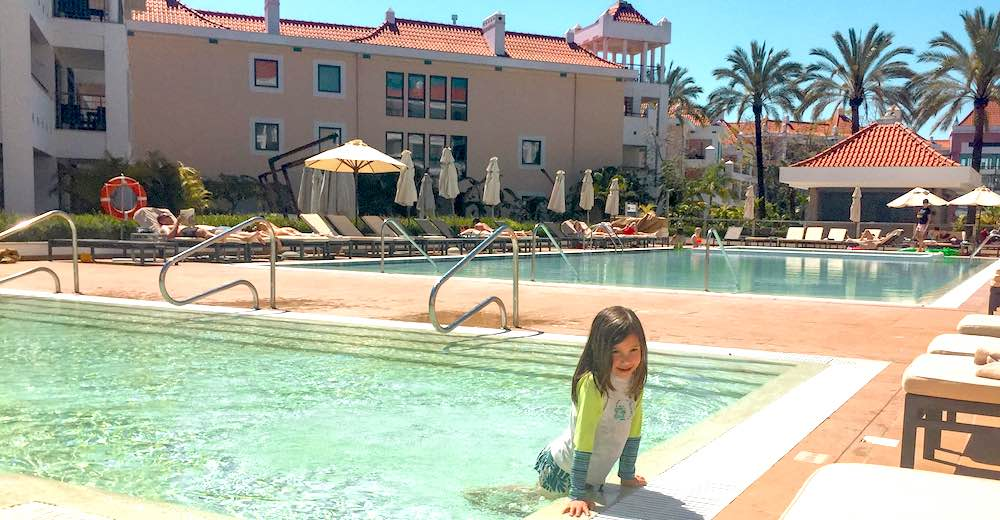 The Hilton Vilamoura is one of the most family-friendly Faro Portugal hotels
