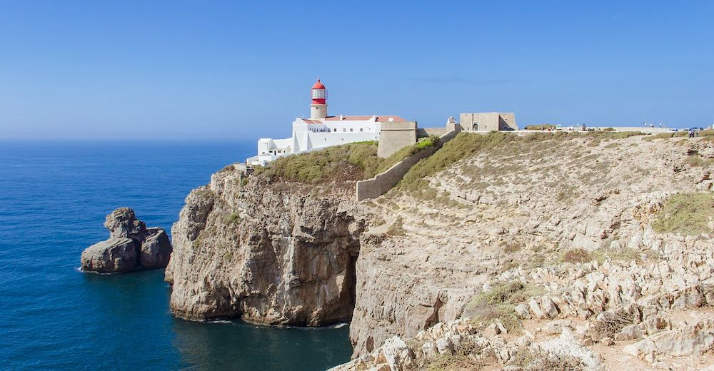 Visiting Sagres is a must during any road trip Portugal