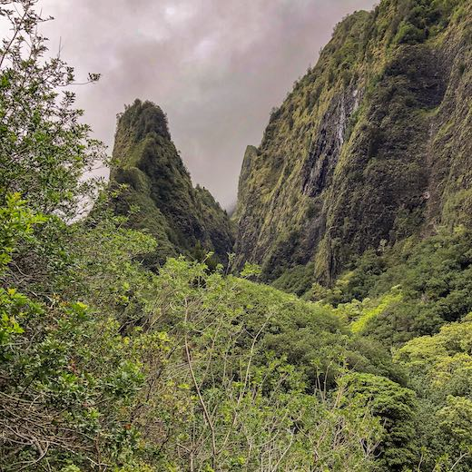 The Needle at Iao Valley State Park