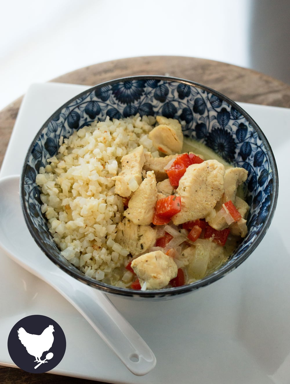 Curried Coconut Chicken is a ridiculously flavorful yet simple meal. It is prepared so quickly, that you can enjoy it any night of the week.