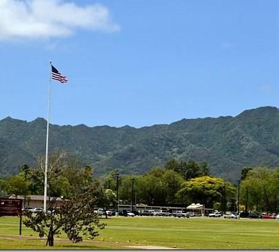 Around Schofield Barracks, Hawaii