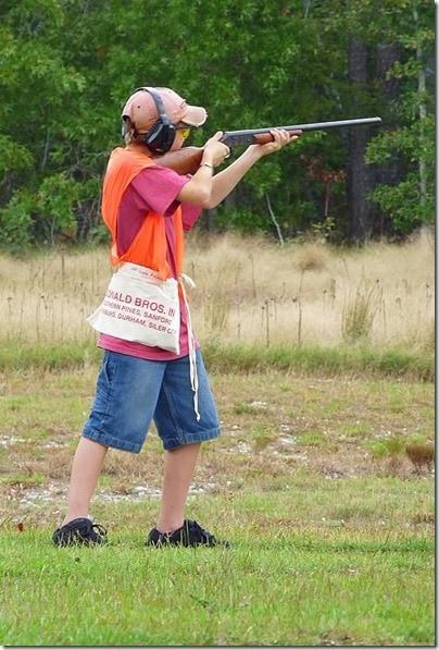 Kids & Guns: The Shotgun Range