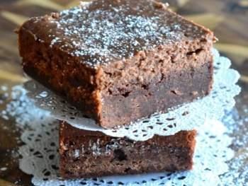 Nutella Cheesecake Brownies from Cosmopolitan Cornbread