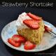Homemade Strawberry Shortcake from Cosmopolitan Cornbread