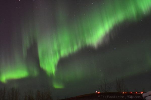 Aurora Borealis - Fort Wainwright, Alaska