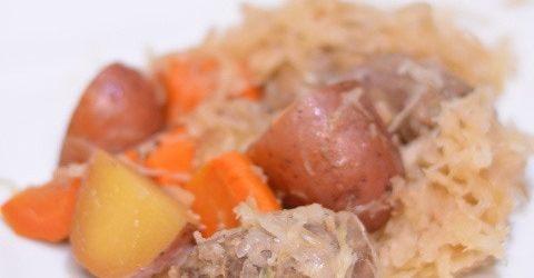 One Pot Oktoberfest – Slow Cooker Recipe
