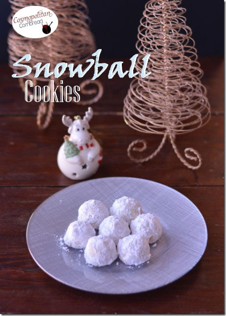 snowball cookies are the perfect christmas cookie get the recipe from cosmopolitan cornbread