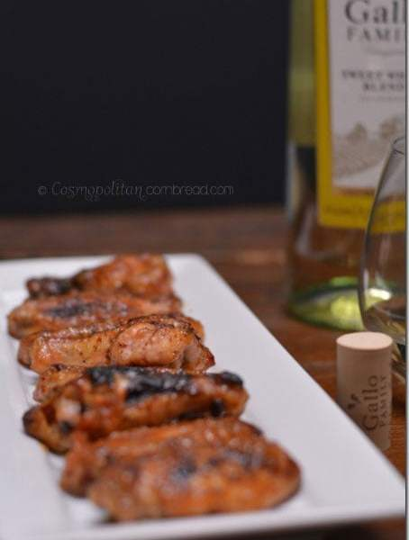 Honey Dijon Glazed Wings for Game Day