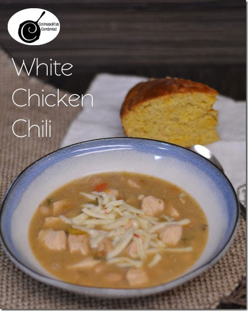 White Chicken Chili | Plus Over 30 More Chili Recipes to Shake off the Chill of Winter