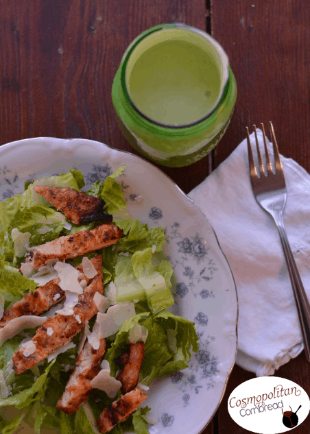 Cilantro Lime Ranch Dressing from Cosmopolitan Cornbread
