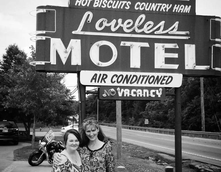 The Loveless Cafe in Nashville