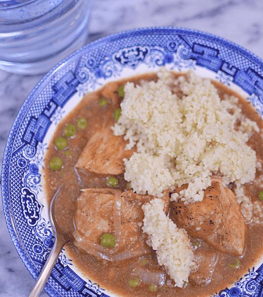 Garam Masala Chicken Stew from Cosmopolitan Cornbread