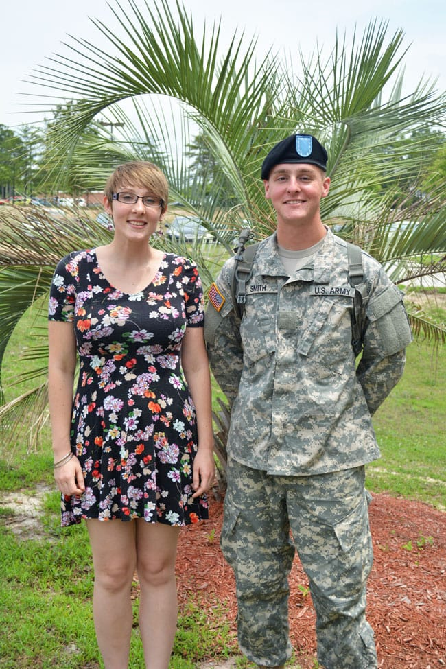 Fort Jackson Family Day and Graduation Trip