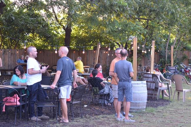 Yellowhammer Brewery in Huntsville, Alabama - Cosmopolitan Cornbread