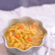 Homemade Chicken Noodle Soup from Cosmopolitan Cornbread - classic and comforting