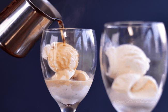 How to make Eiskaffee from Cosmopolitan Cornbread