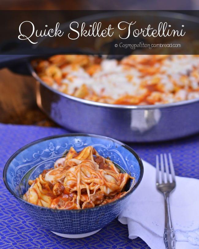 Quick-Skillet-Tortellini-from-Cosmopolitan-Cornbread