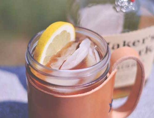 Bourbon Sweet Tea Cocktail | Over 40 Recipes for Father's Day