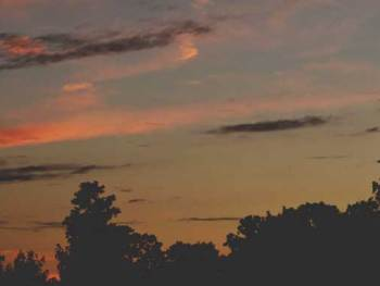 Wordless Wednesday: Sunset | A Photography post from Cosmopolitan Cornbread