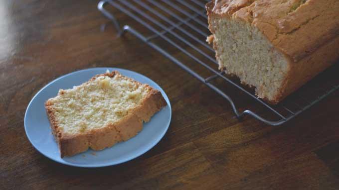 Coconut Pound Cake | 40 Coconut Recipes