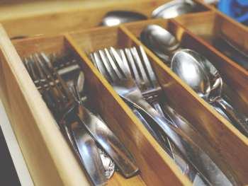 Decluttering Your Kitchen Drawers | Cosmopolitan Cornbread