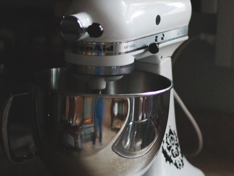 Decluttering & Cleaning Your Small Appliances