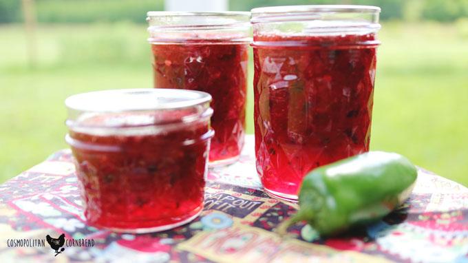 Strawberry Jalapeño Jam – The Best Jam You Ever Tasted!