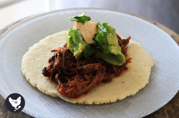 Paleo Barbacoa Tacos | Instant Pot
