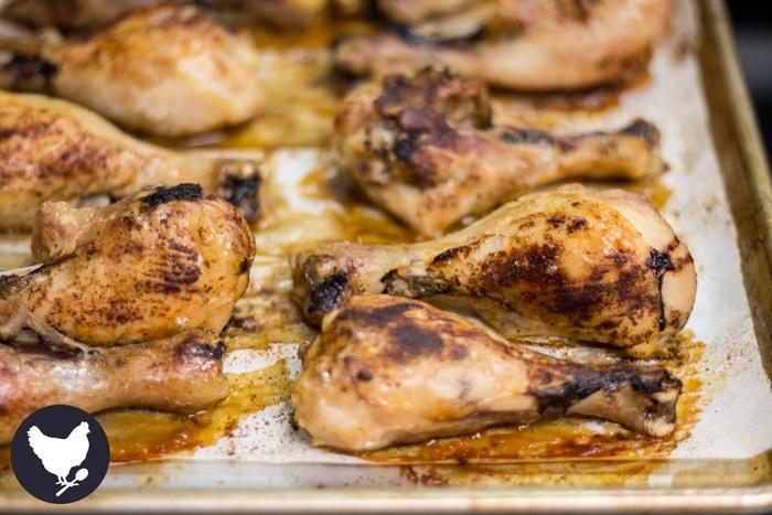 The Best Chicken Legs Recipe - An Easy Weeknight Paleo Supper