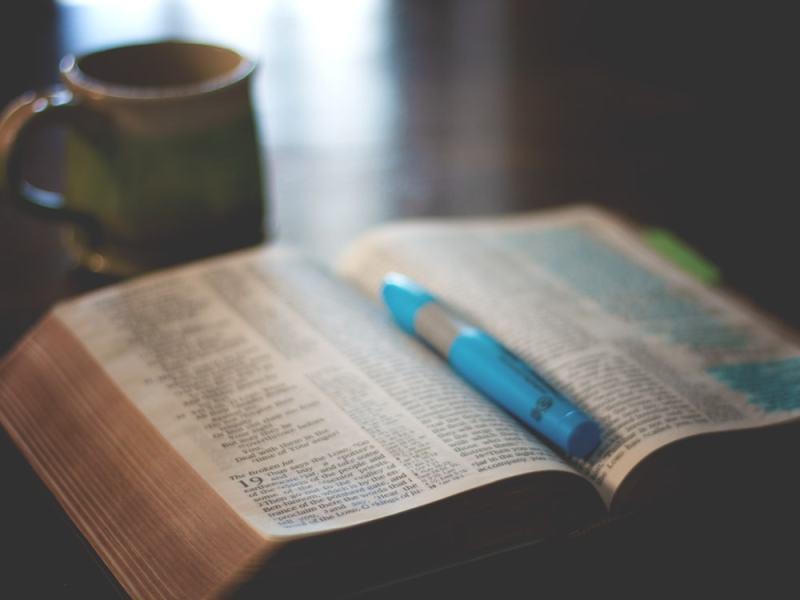 Free Chronological Bible Reading Plan | Cosmopolitan Cornbread