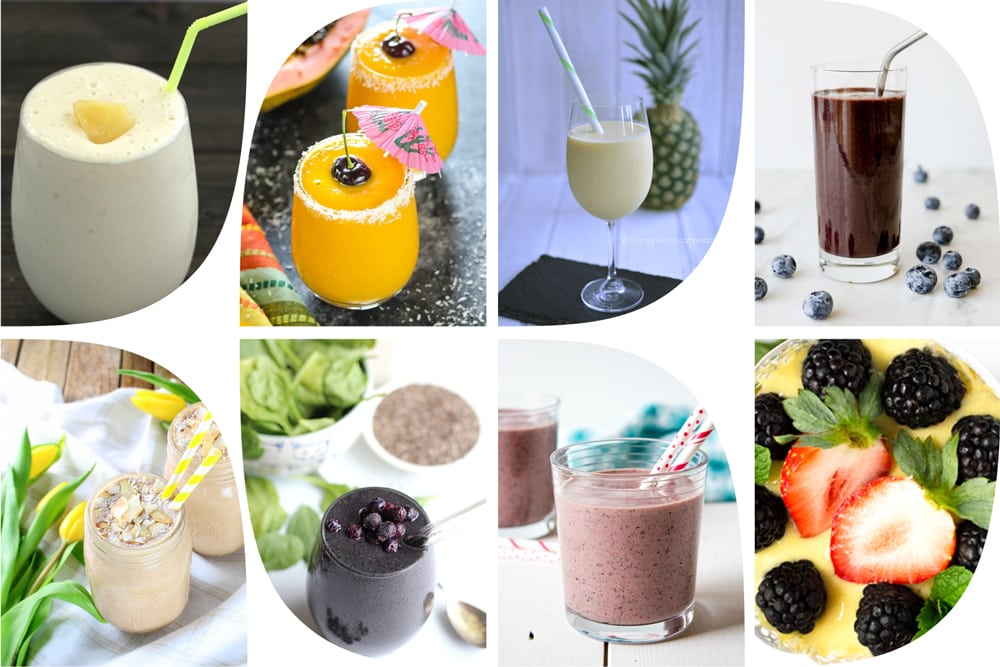 50 Best Smoothie Recipes from Cosmopolitan Cornbread