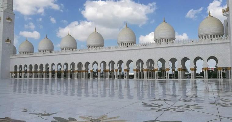 Daytrip to Abu Dhabi