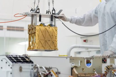 Perseverance's MOXIE Instrument Extracts Oxygen From Martian Atmosphere