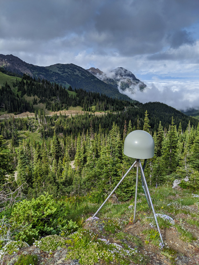 Using GNSS to Monitor Large Seismic Events Can Save Lives