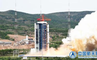 CASC launches four small satellites