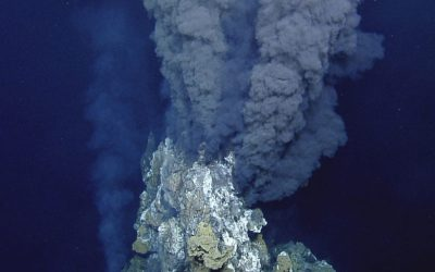 Carbon Dating the Ocean: Vents Add Old Carbon