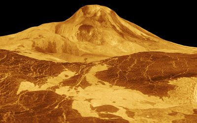 New Approach Changes How We Analyze Venusian Volcanoes