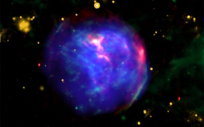All the Colors of the Supernova