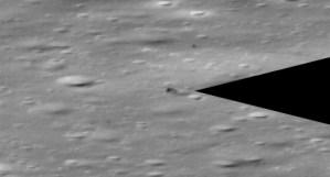 Landing At Apollo 15 - Full, Just Lander