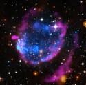 X-ray: NASA/CXC/Morehead State Univ/T.Pannuti et al.; Optical: DSS; Infrared: NASA/JPL-Caltech; Radio: NRAO/VLA/Argentinian Institute of Radioastronomy/G.Dubner
