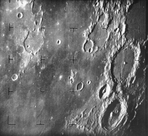Ranger 7, NASA
