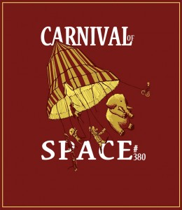 Carnival of space 380 LOGO