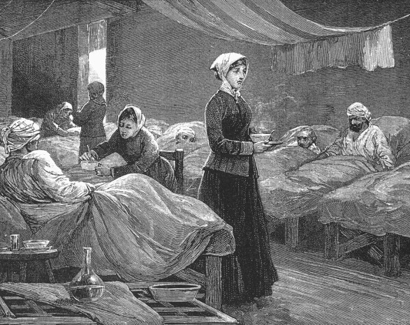 Lady with the logarithm: four lessons from Florence Nightingale - Cosmos  Magazine