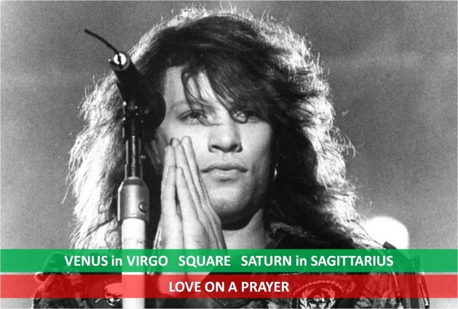 VENUS IN VIRGO SQUARE SATURN IN SAGITTARIUS